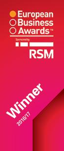 RSM - EBA Winner