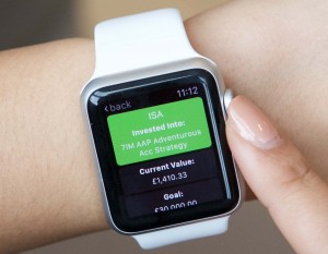 True Potential Investor Apple Watch