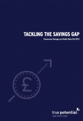 Tackling the Savings Gap White Paper - Q3 2015