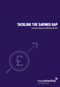 Tackling the Savings Gap White Paper - Q4 2015