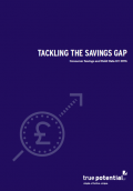 Tackling The Savings Gap White Paper - Q1 2016
