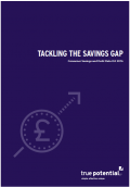 Tackling the Savings Gap White Paper - Q2 2016